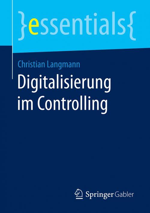 Buch - Digitalisierung im Controlling