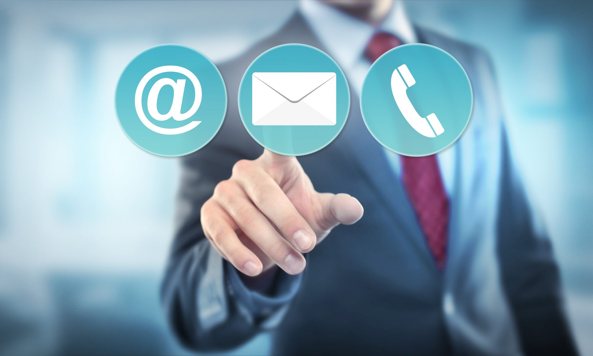 Kontakt - Digitalisierung im Controlling
